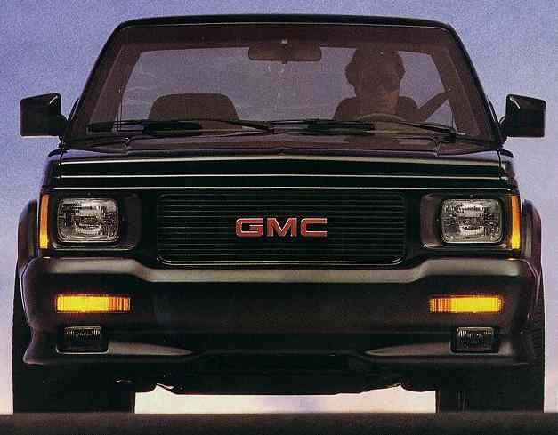 Gmc syclone photo - 4