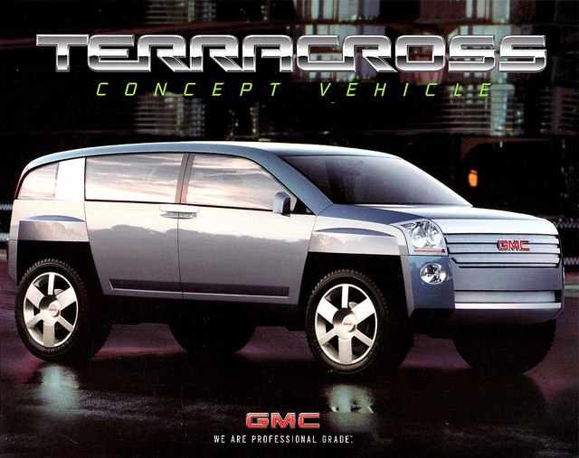 Gmc terracross photo - 3