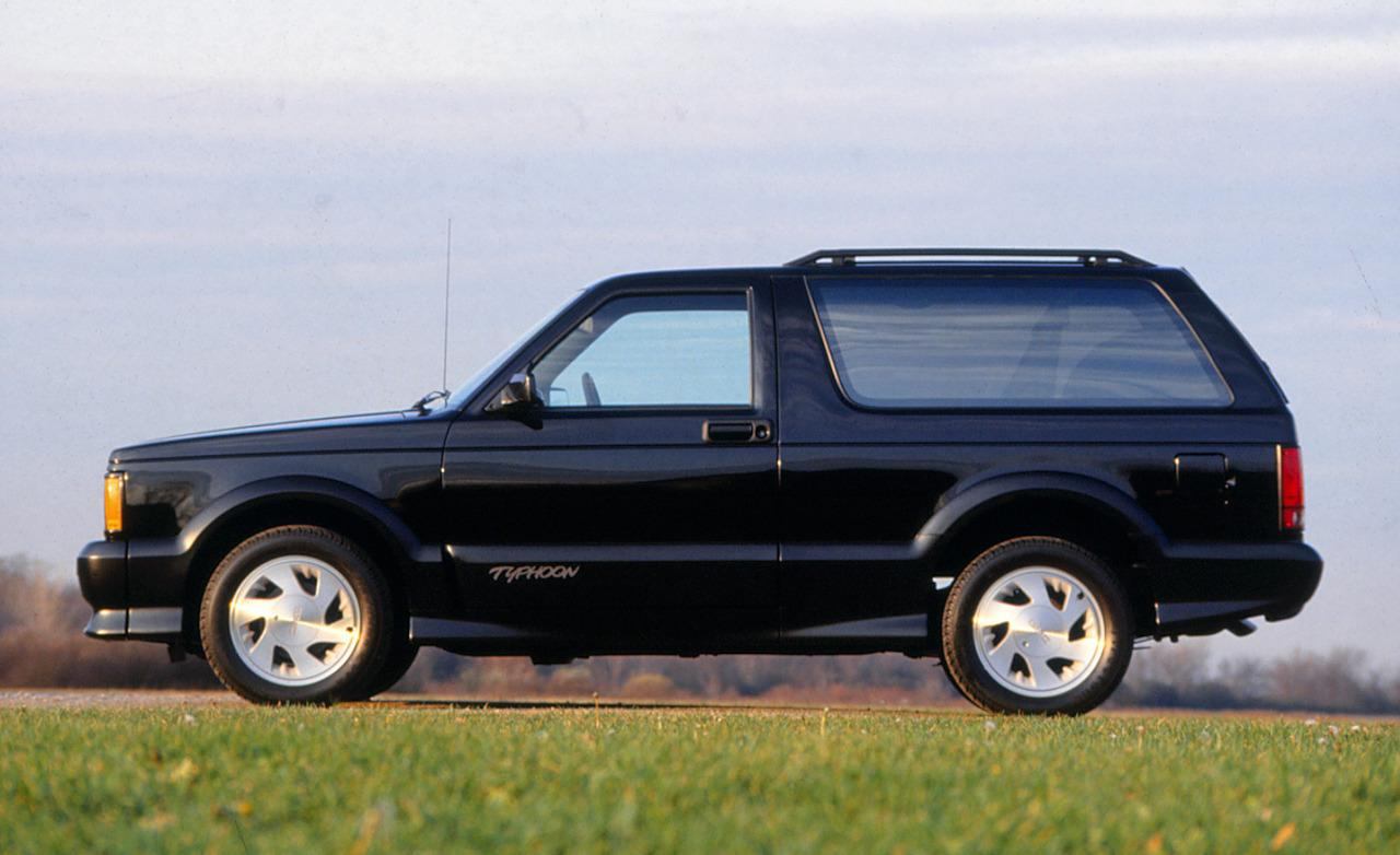 Gmc typhoon photo - 1