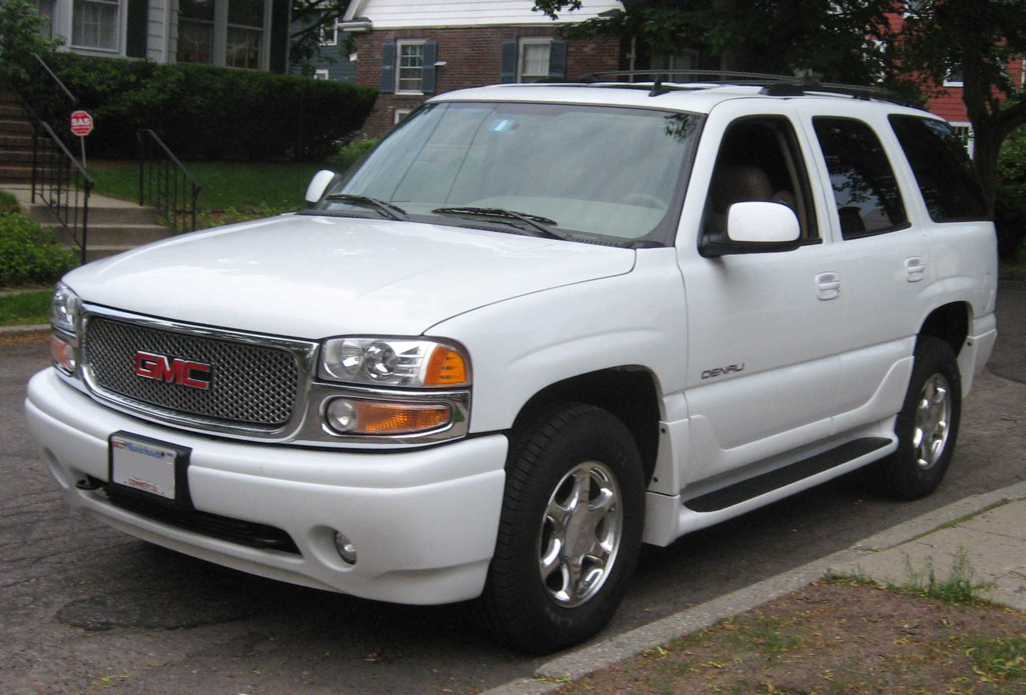 Gmc yukon photo - 1