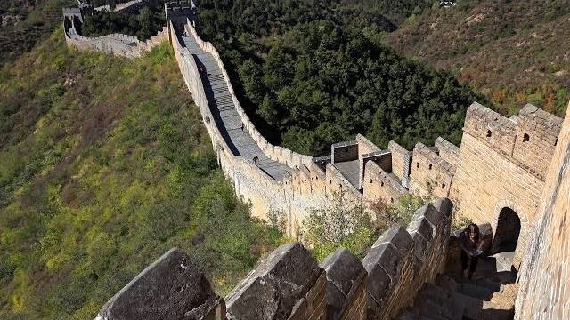 Great wall bear photo - 4