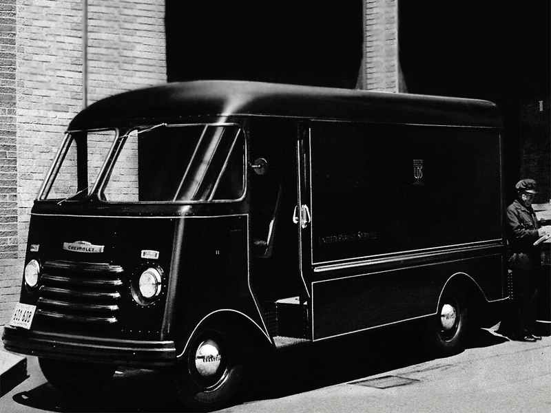 Grumman-olson van photo - 4