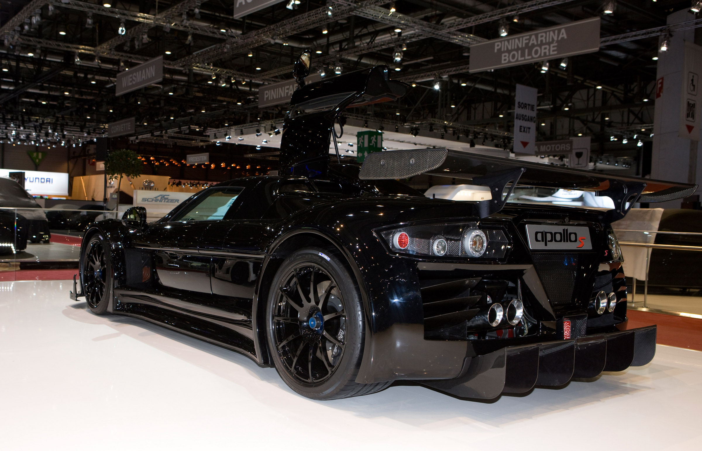 Gumpert apollo photo - 2
