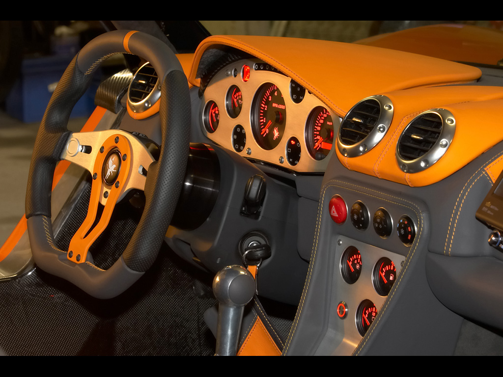 Gumpert apollo photo - 3