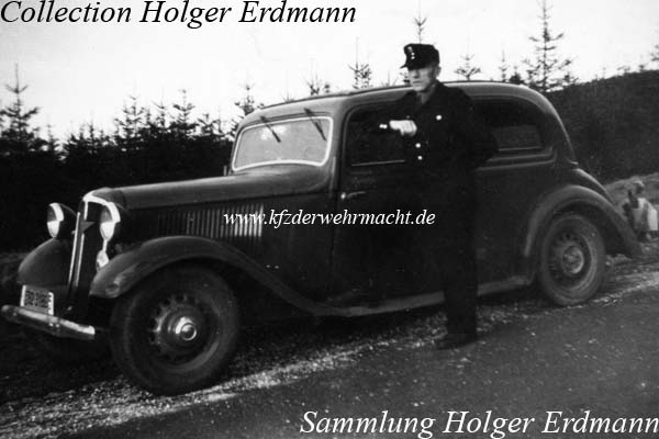 Hanomag kurier photo - 3