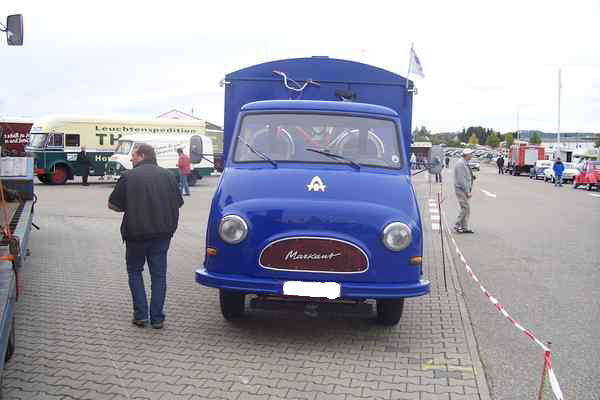Hanomag markant photo - 2