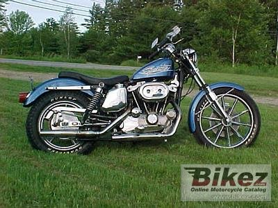 Harley-davidson 74 photo - 1
