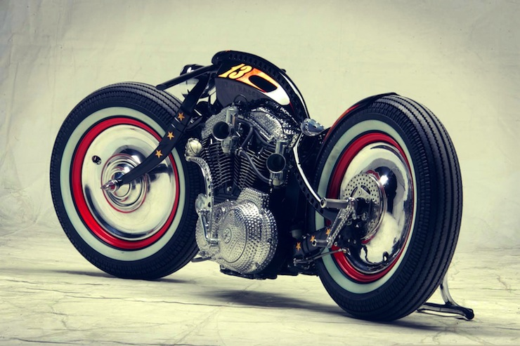 Harley-davidson cafe photo - 1