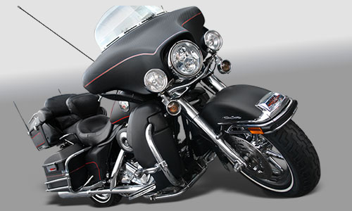 Harley-davidson custom photo - 4