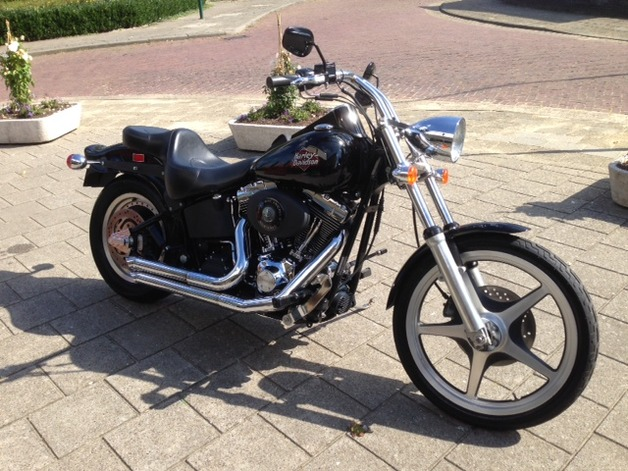 Harley-davidson de photo - 2