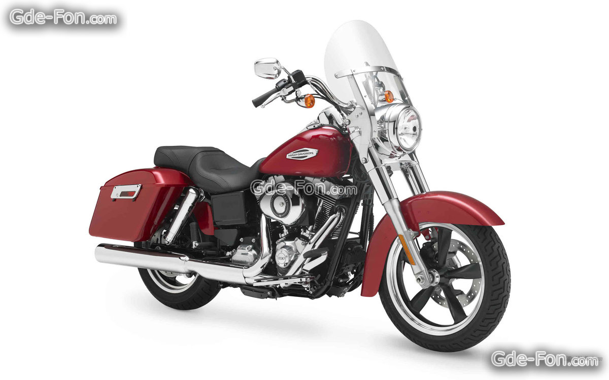 Harley-davidson dyna photo - 3