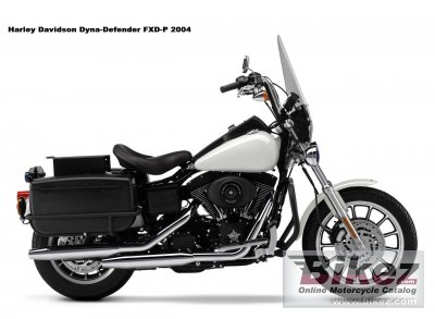 Harley-davidson dyna-defender photo - 2