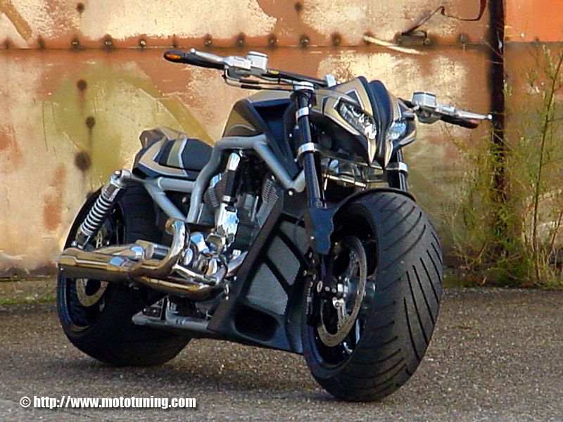Harley-davidson fat photo - 3