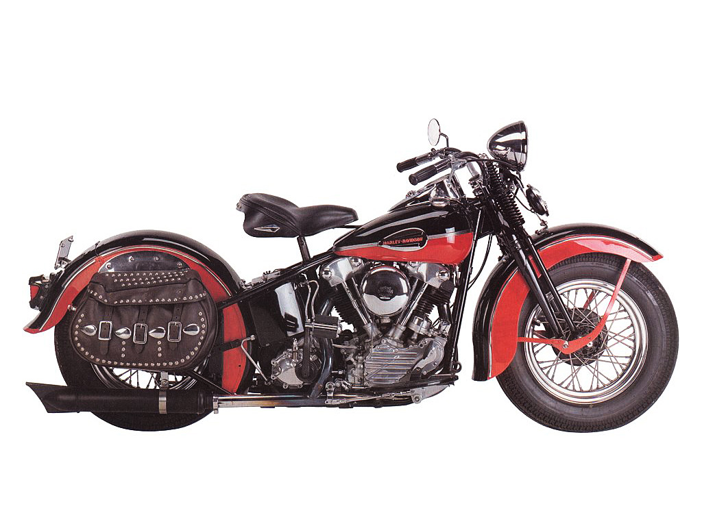 Harley-davidson fl photo - 3