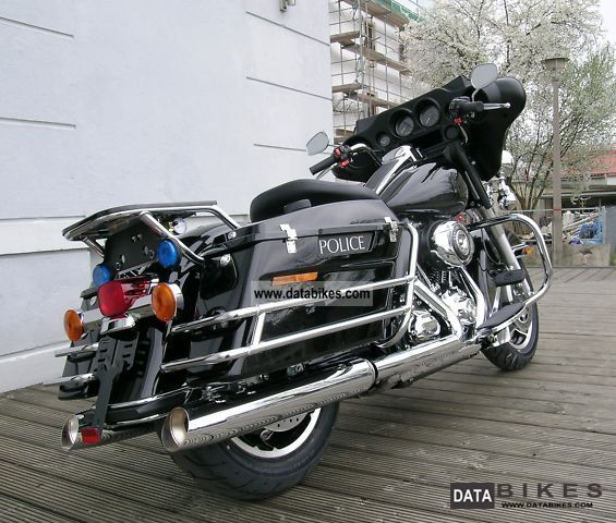 Harley-davidson flhtp photo - 2