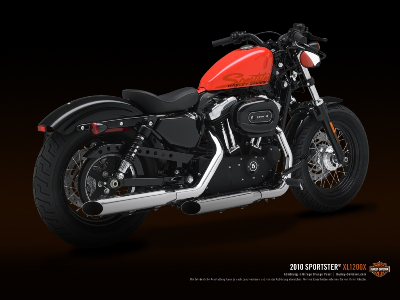Harley-davidson forty-eight photo - 4