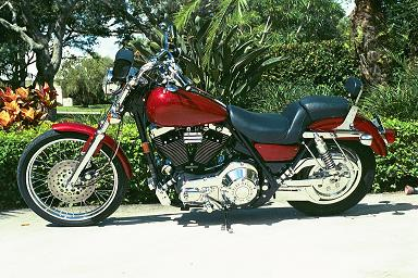Harley-davidson fxr photo - 2