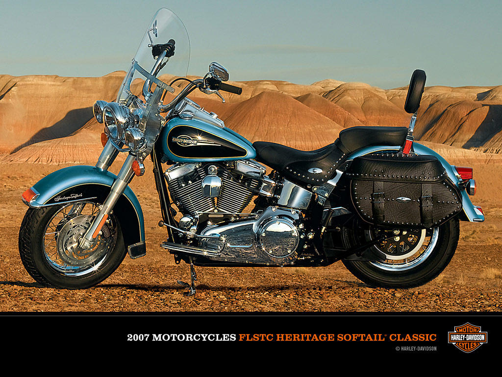 Harley-davidson heritage photo - 3