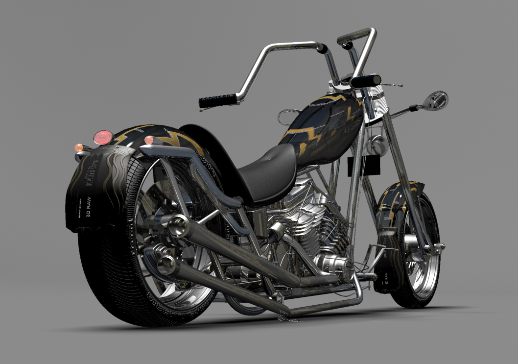 Harley-davidson rapido photo - 3