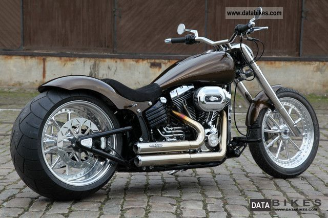 Harley-davidson rocker photo - 3