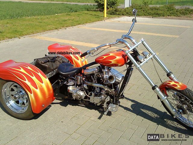 Harley-davidson servi-car photo - 1