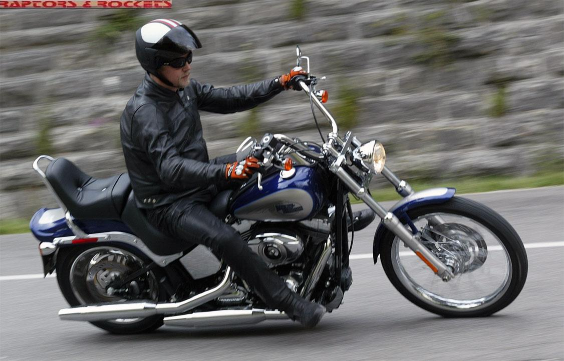 Harley-davidson softail photo - 1