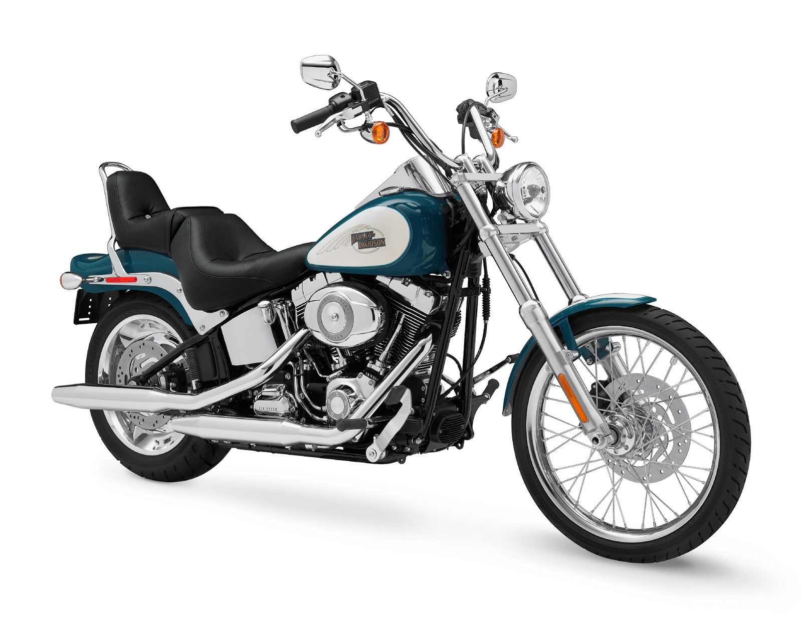 Harley-davidson softail photo - 4