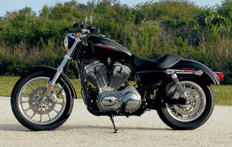 Harley-davidson sportster photo - 3