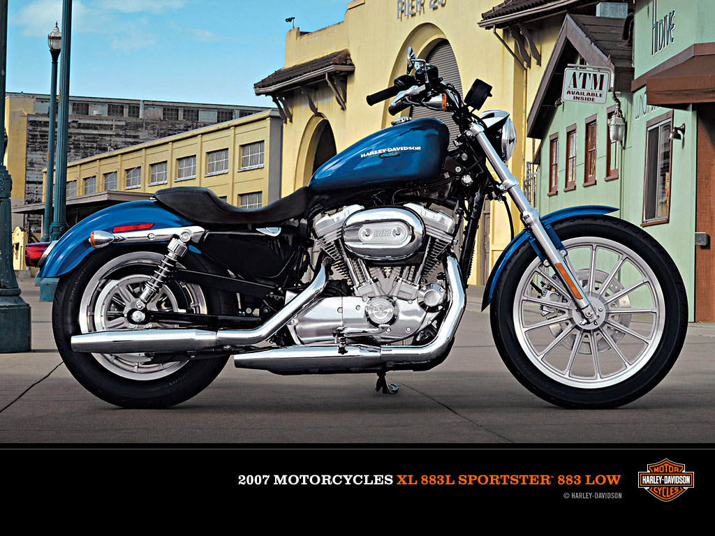 Harley-davidson sportster photo - 4