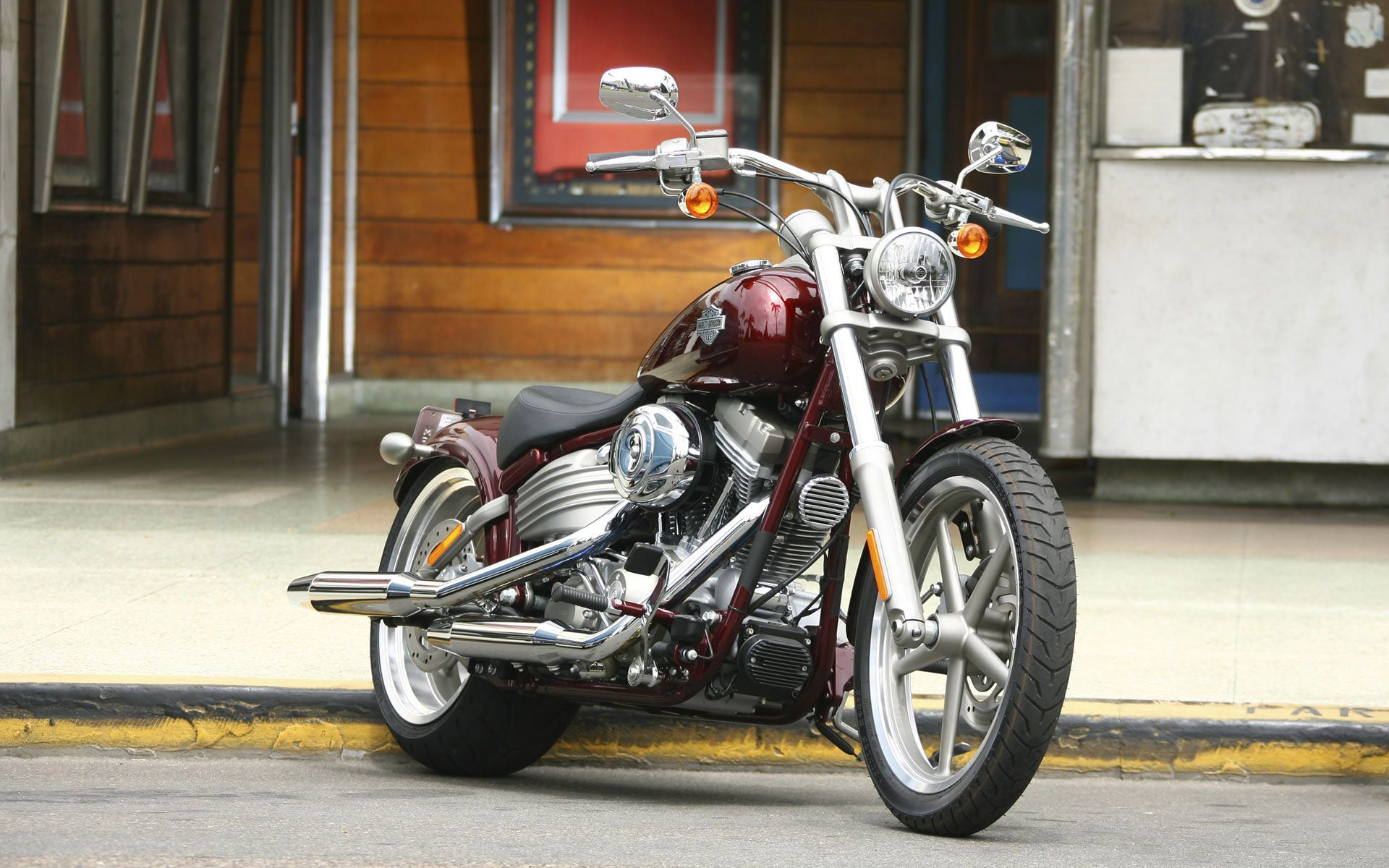 Harley-davidson super photo - 4