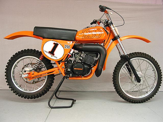 Harley-davidson sx photo - 3