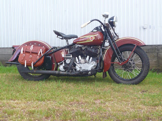 Harley-davidson ulh photo - 4