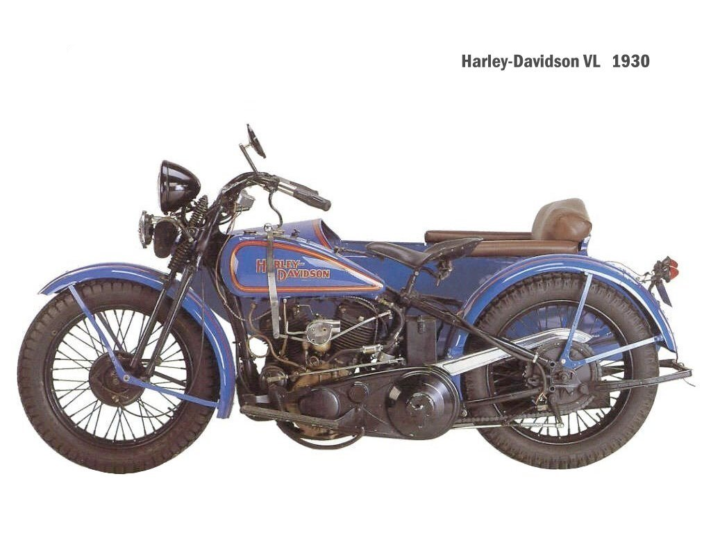 Harley-davidson vl photo - 1
