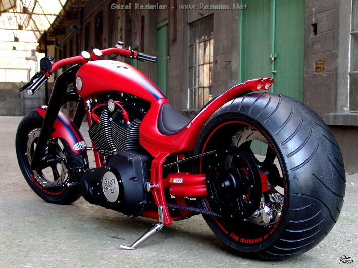 Harley-davidson vl photo - 3