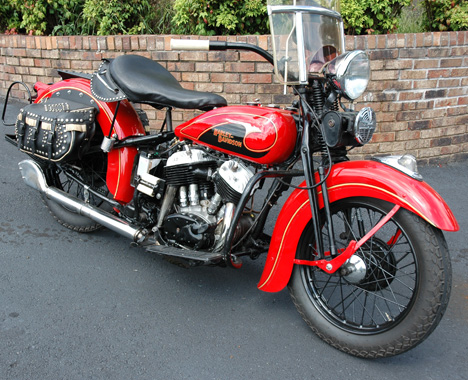 Harley-davidson vld photo - 4
