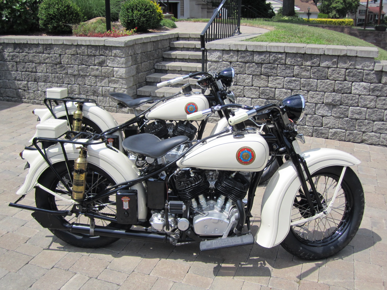 Harley-davidson vlh photo - 1