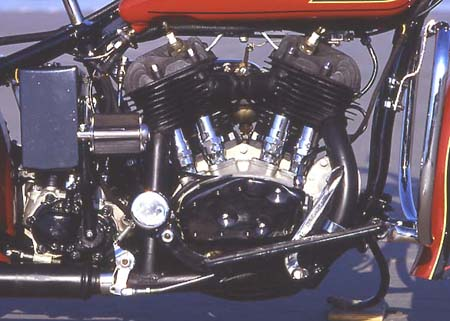 Harley-davidson vlh photo - 3