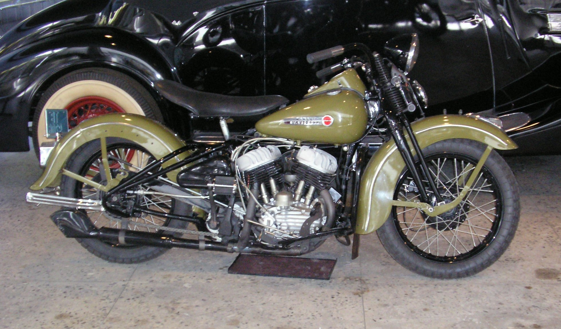 Harley-davidson xlch photo - 3