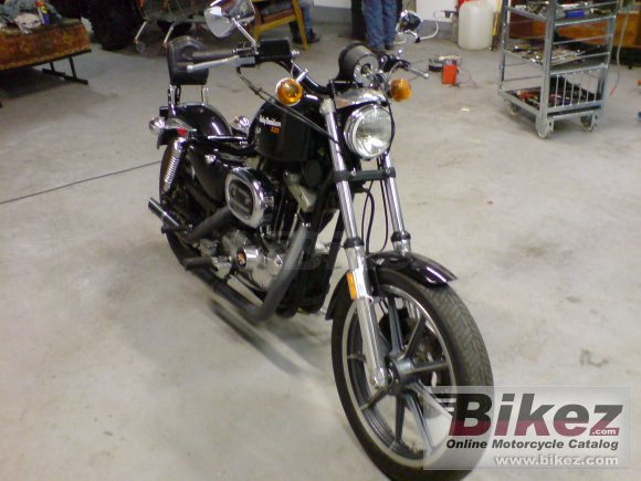 Harley-davidson xlx photo - 3