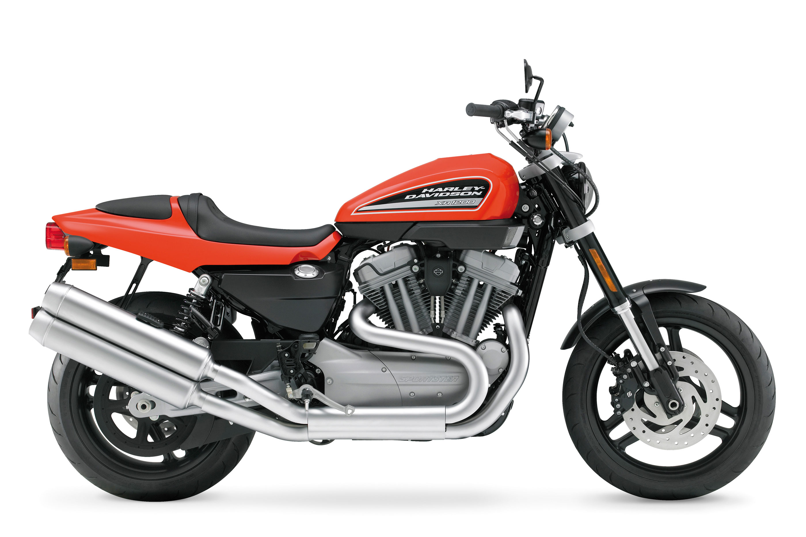 Harley-davidson xr photo - 4