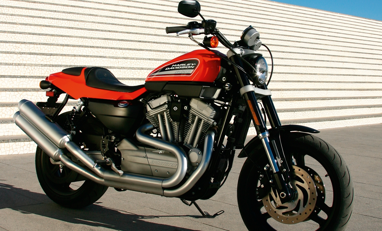 Harley-davidson xr1200 photo - 4