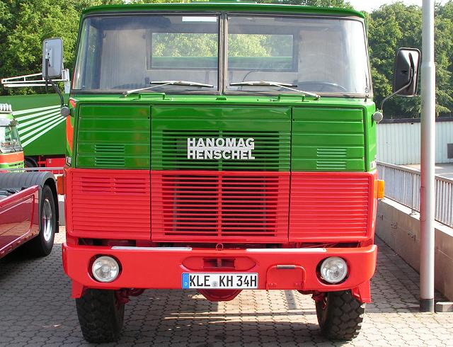 Henschel f photo - 1