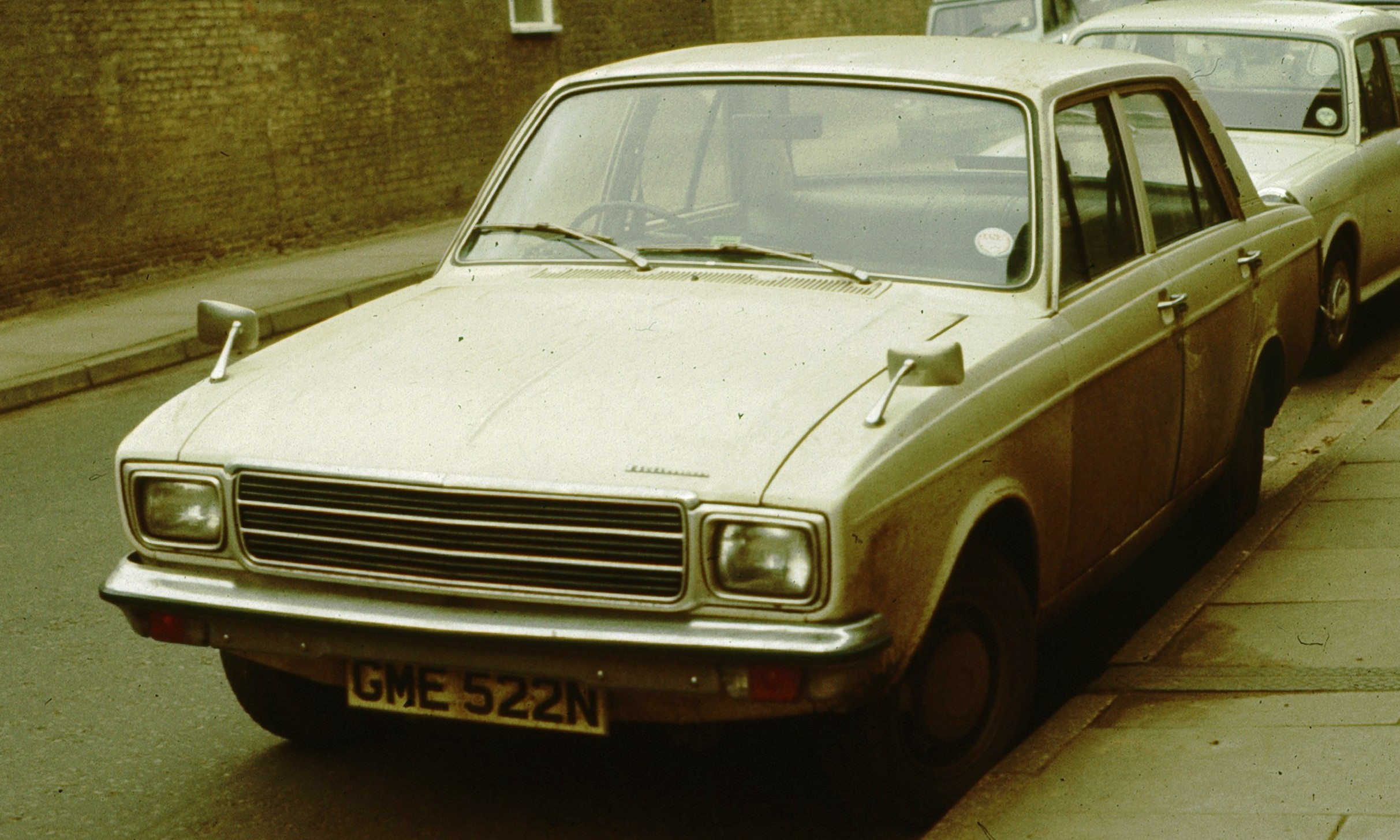 Hillman hunter photo - 3