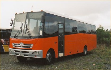 Hino f-series photo - 1