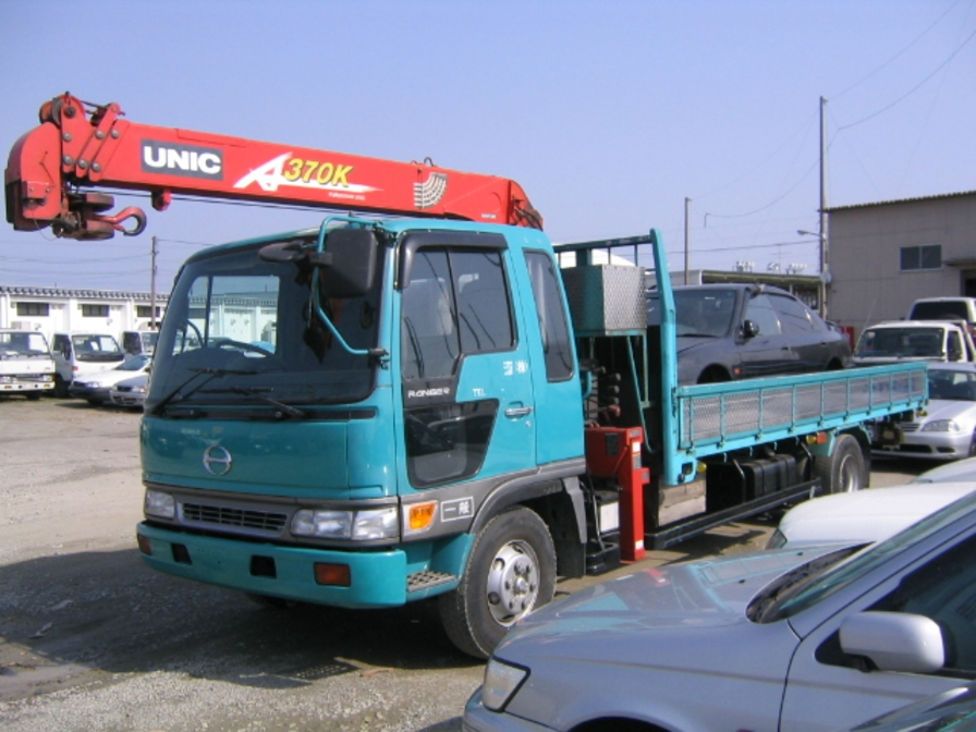 Hino f-series photo - 2