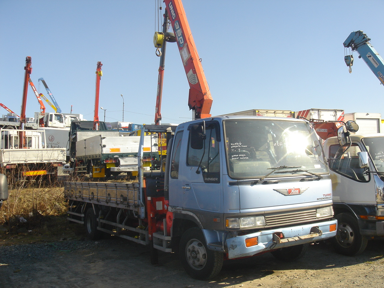 Hino f-series photo - 3