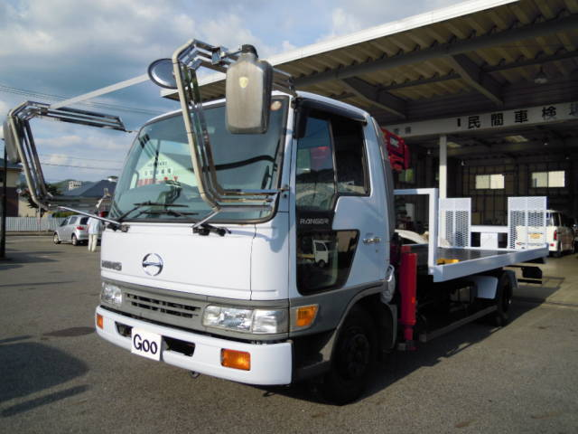 Hino super photo - 2
