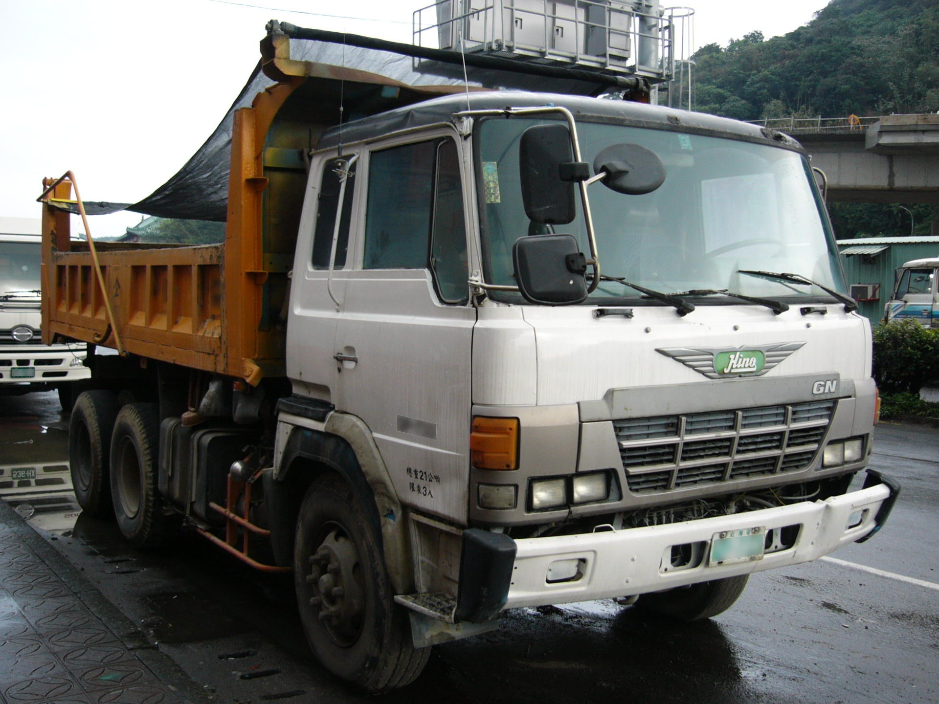Hino super photo - 4