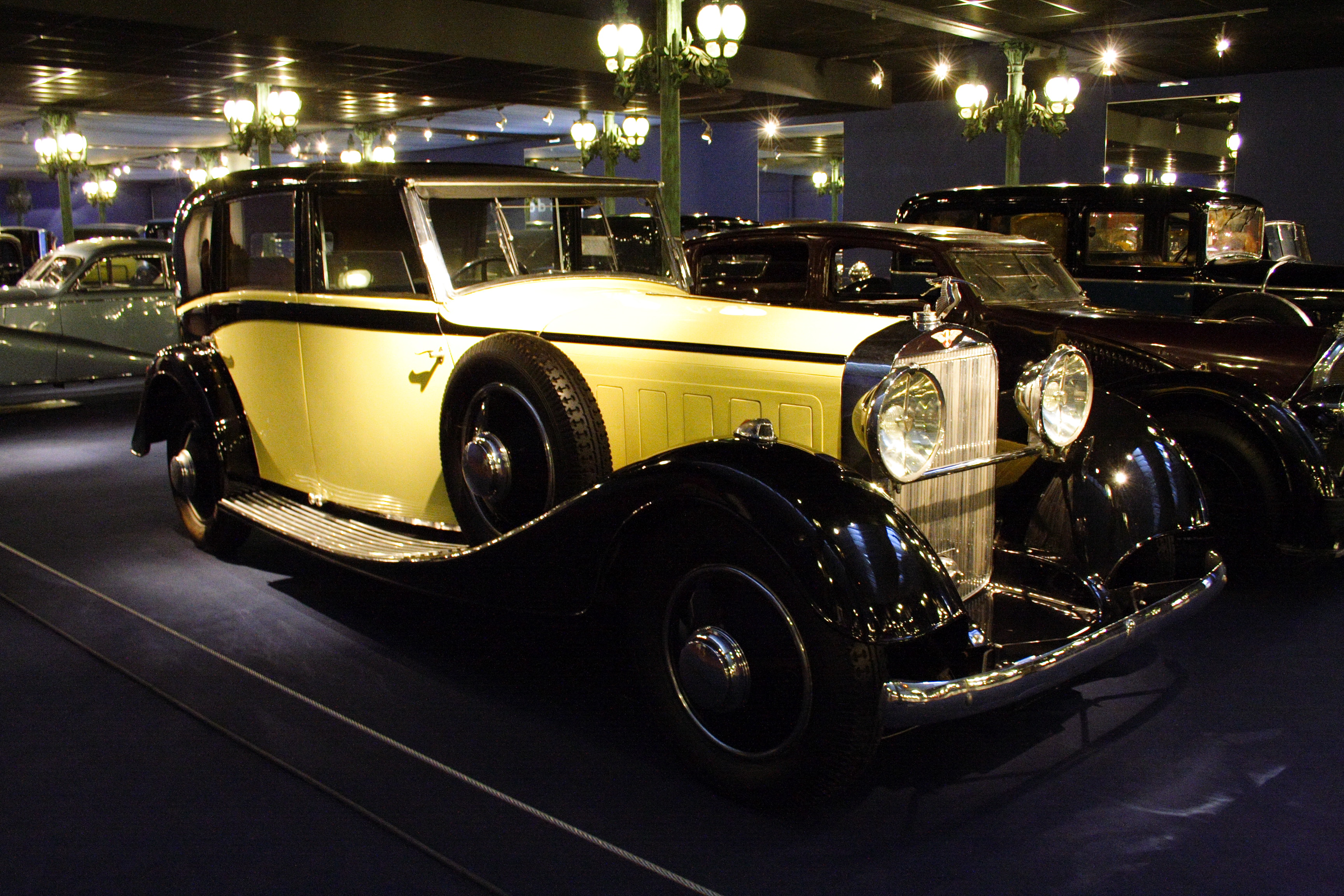 Hispano-suiza 12 photo - 2