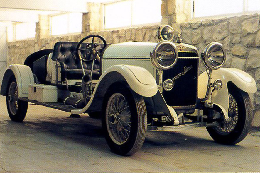 Hispano suiza alfonso photo - 2